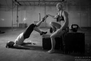 """Ultra hurtig workout til flade """"mommy"""" numser"""