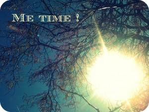 Alene-tid? Come again!