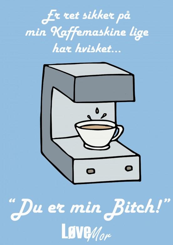 Jeg drikker ALT for meget kaffe - men når det så er sagt, så prøver jeg virkelig at finde kvalitetskaffe OG drikke en forholdsvis sund kaffe når jeg kan (dvs. ikke alt for mange sødemidler el. unaturlige ingridienser. Følg med på bloggen og få opskriften på min skønne LCHF bullet coffee, der gør jeg starter dagen med et smil!