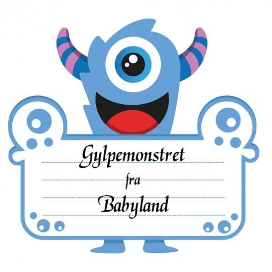 Gylpemonstret fra babyland