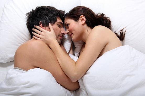 Mand og kvinde har problemer med manglende lyst