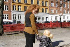 Mei Tai – Har jeg mon båret mit barn for sidste gang?