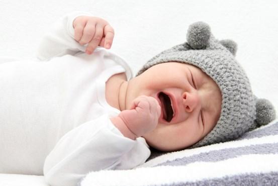 Baby vil ikke sove