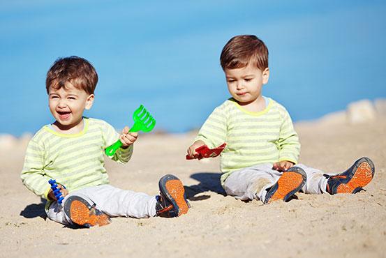tvillinger-ferie